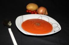 Recette Soupe à la tomate