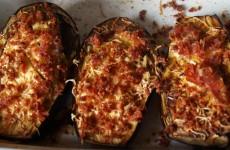 Recette Aubergines grillées au four